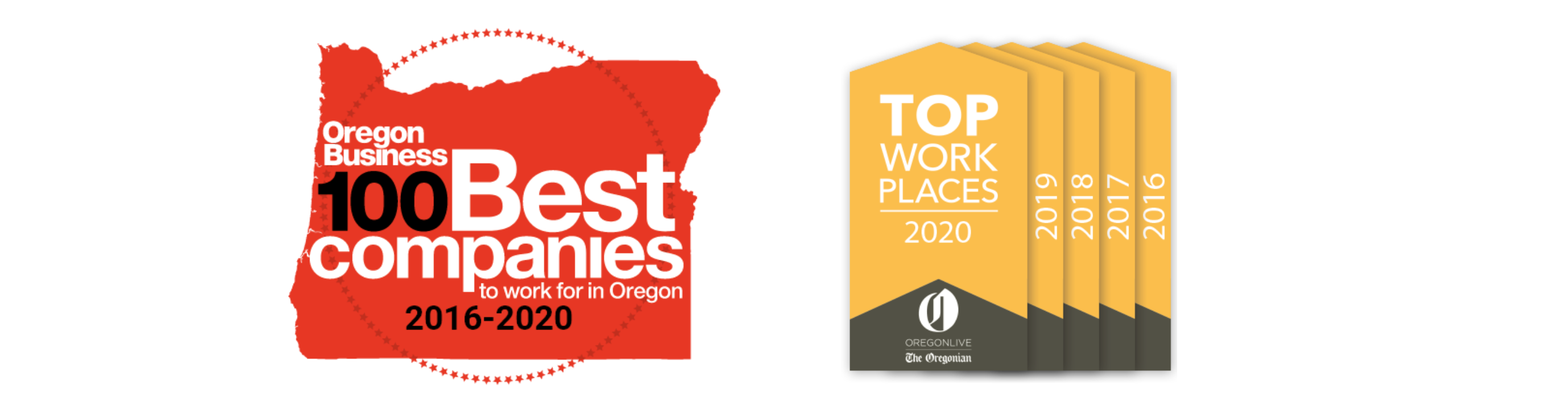 TTR Best places to work in Oregon
